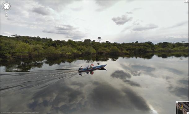 Street View Amazonas