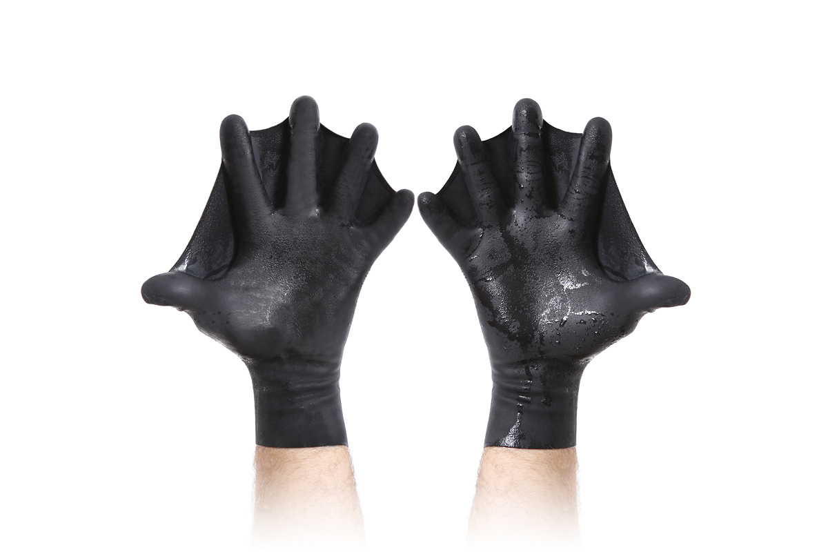 Darkfin Gloves