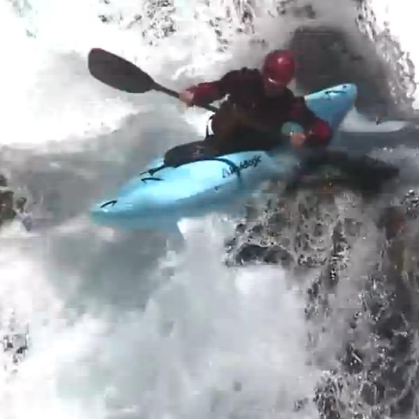 Rasant auf dem Wasser unterwegs