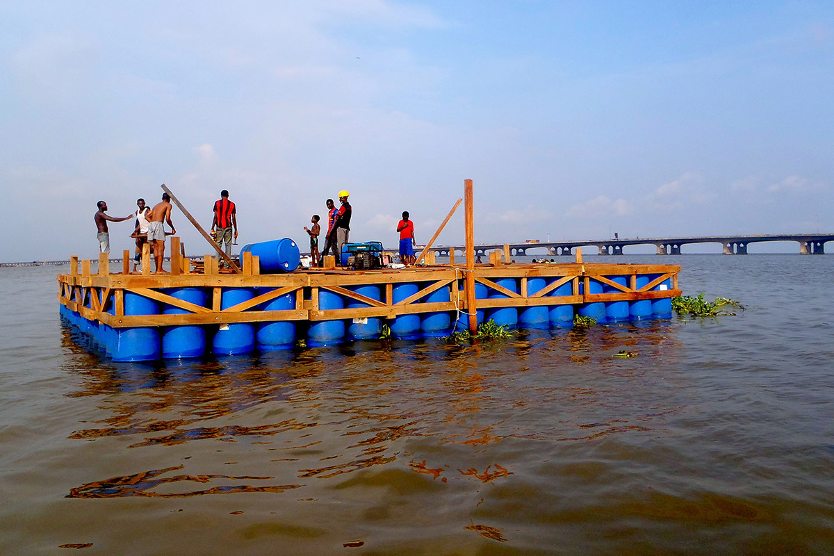 Makoko Floating School