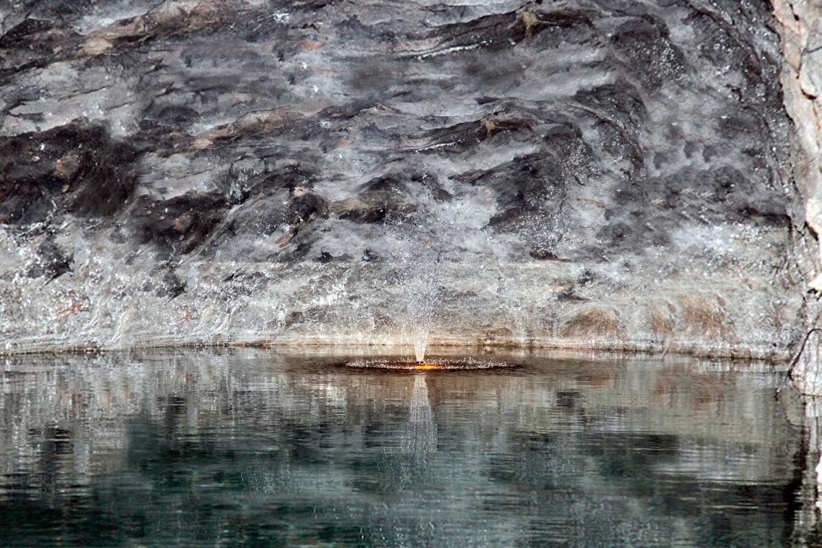 Naturspektakel unter der Erde