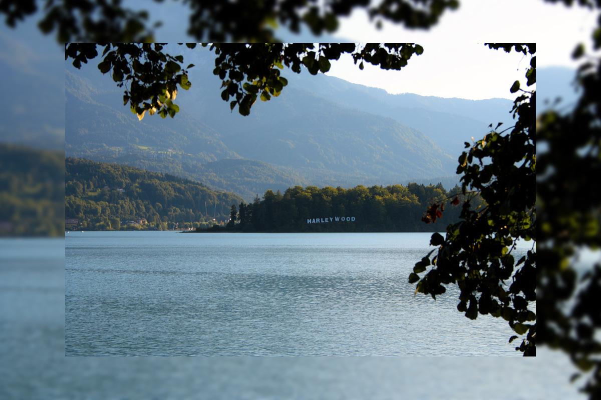 Faaker See heißt Biker willkommen