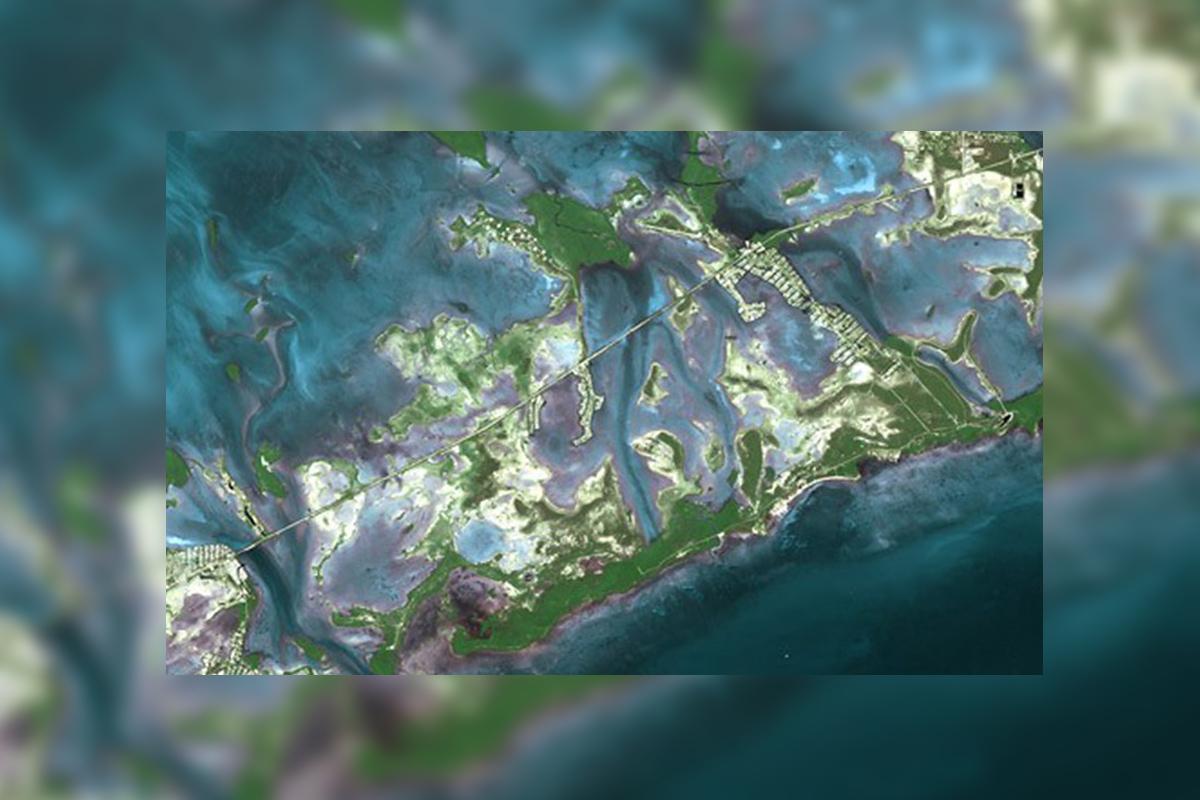 Florida Keys aus der Luft