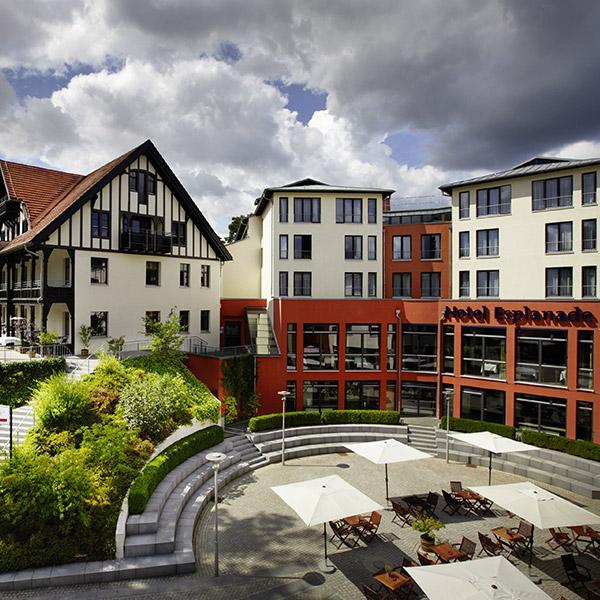 Hotel Esplanade am Scharmützelsee