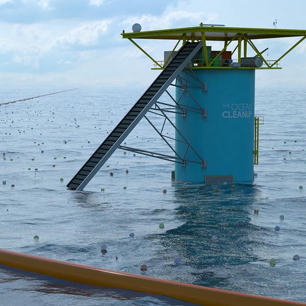 Ein Staubsauger für die Weltmeere