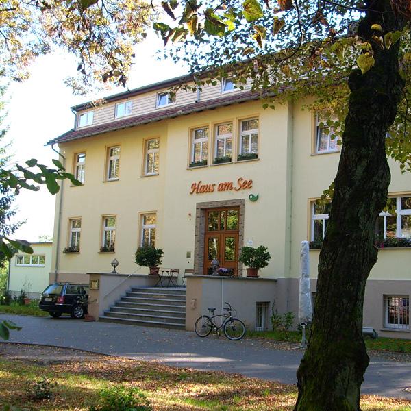 """Wellness- und Sporthotel """"Haus am See"""""""