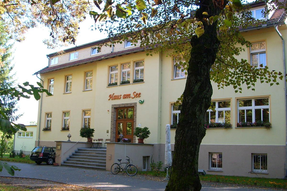 Haus am See Arendsee