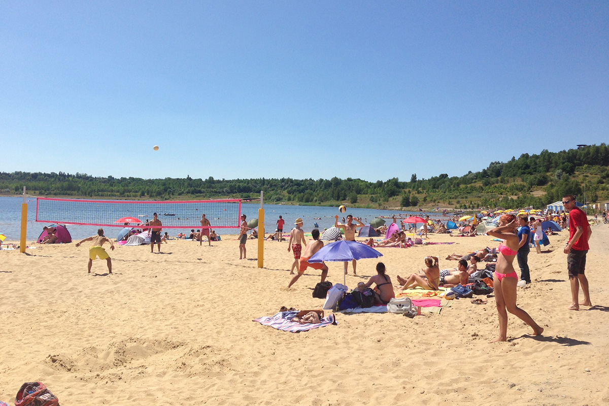 Strandbad-Verzeichnis