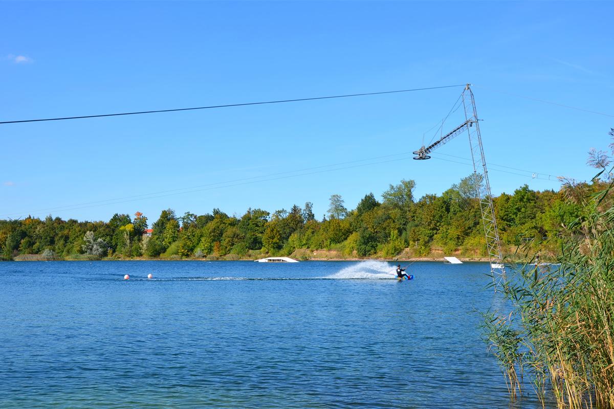 1. Platz Lieblingssee: Kulkwitzer See