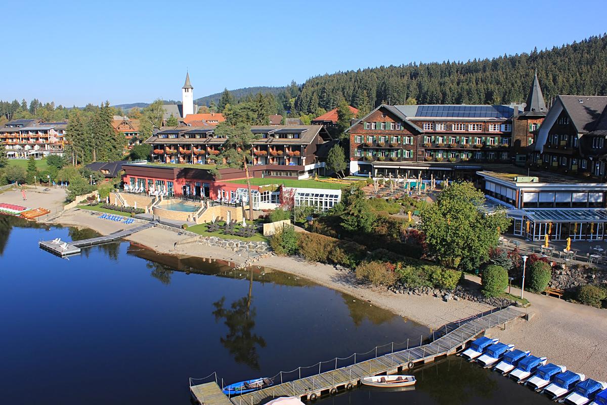 Treschers Schwarzwald-Hotel am See