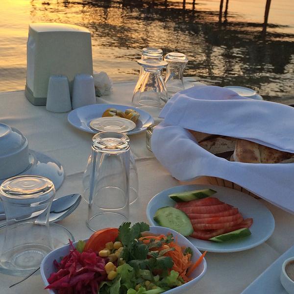 Gourmet-Urlaub am See