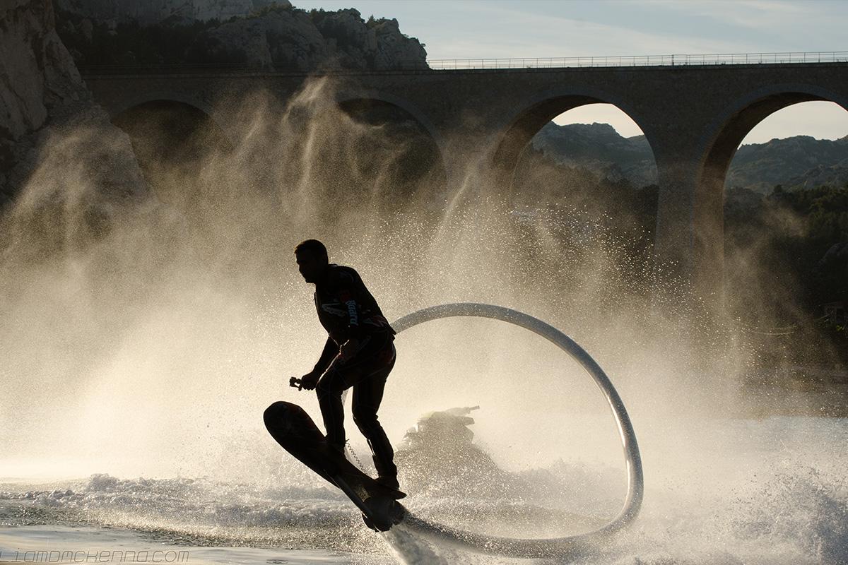 Hoverboard - Mit Highspeed über die Wellen
