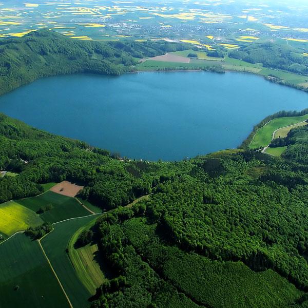 Der Laacher See