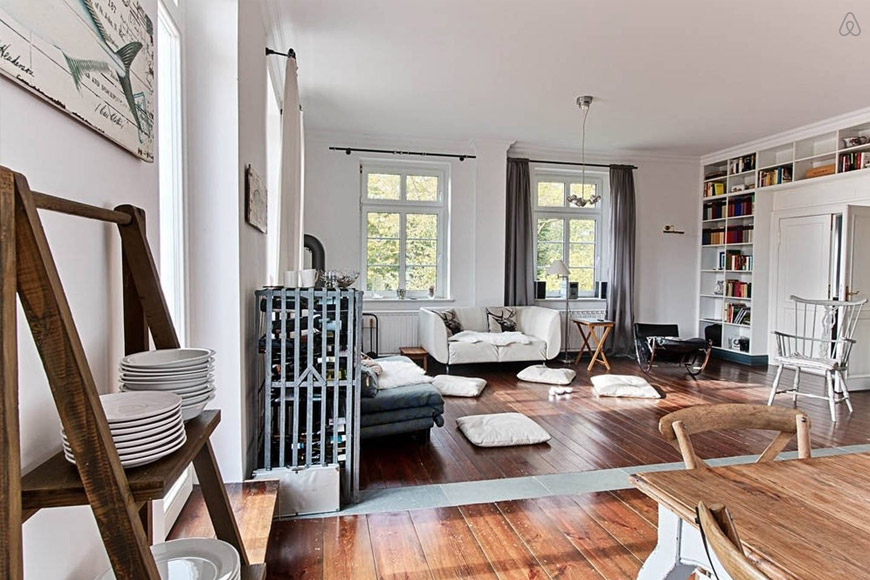 Schloss Rieth am See Airbnb