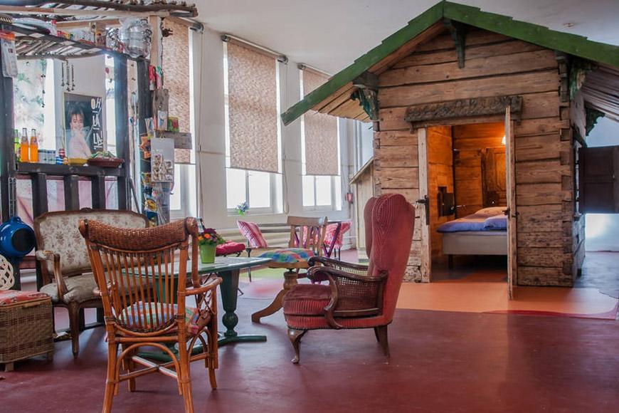 Traumhütte in Konstanz am Bodensee auf Airbnb