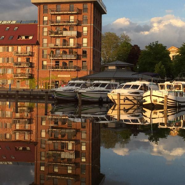 Auf Hausboottour mit Seen.de und LeBoat
