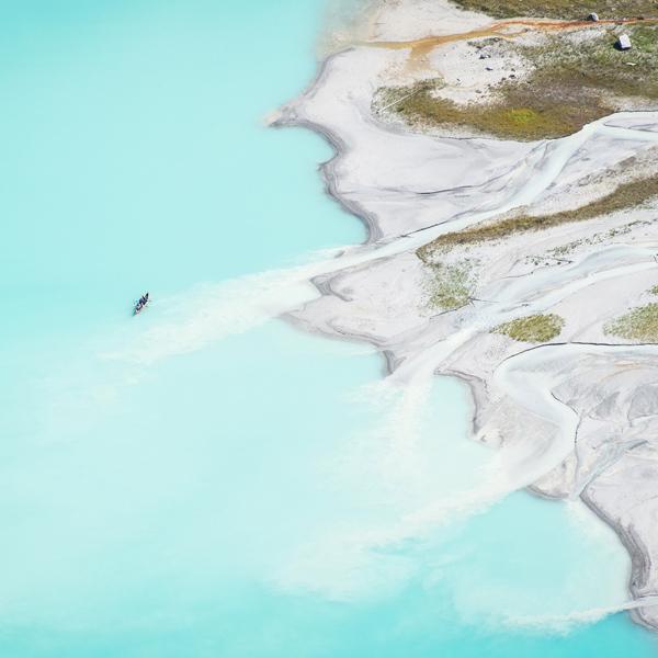 Das Chamäleon unter den Seen
