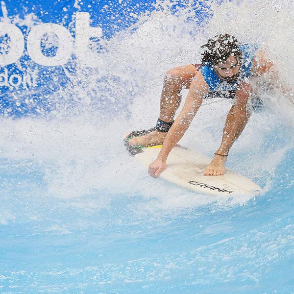 The Wave: Die Surf-Welle zum Mitnehmen